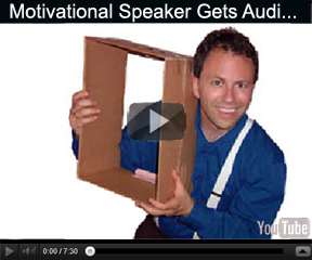 Milo Shapiro | Interactive motivational speaker based in San Diego, available nationally